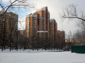 Новостройка Жилой дом Рублевское шоссе 11к2